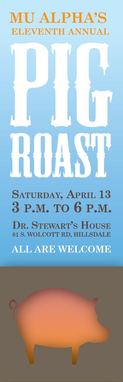 Pig Roast poster